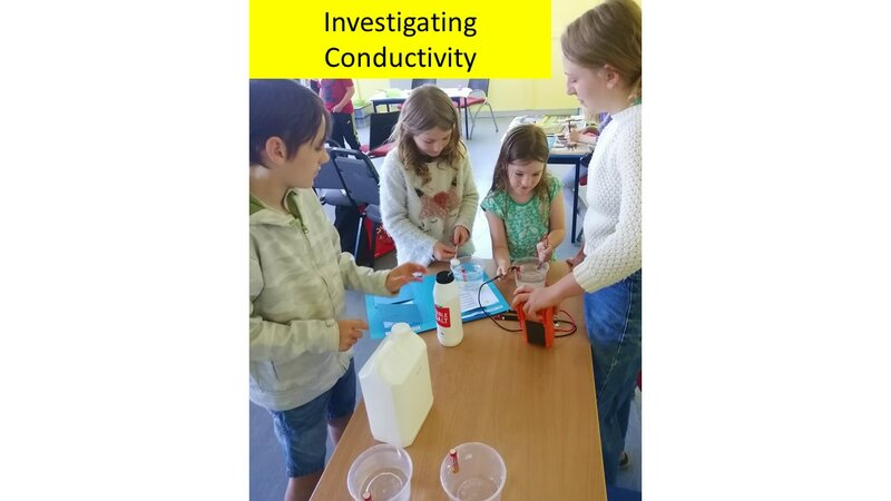 Introduction To Science block mentored by Yorick Geessink