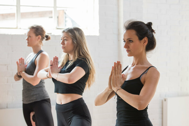 Find your flow block mentored by Sarah Campbell-Lloyd