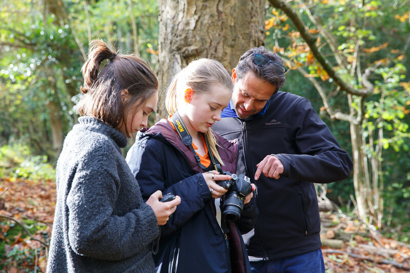 Day out with award-winning photographer session mentored by Karoki Lewis
