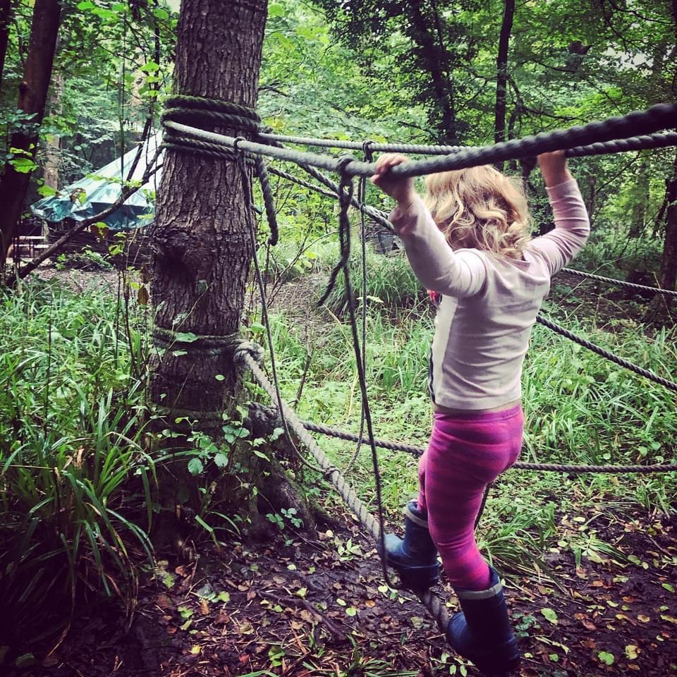 Lymley Tribe - Woodland Magic  session mentored by Lorna  Hendley