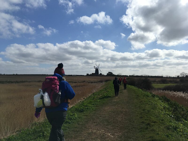 Navigating Transitions (Spring) - a Well-being Pilgrimage block mentored by Julia Gillick