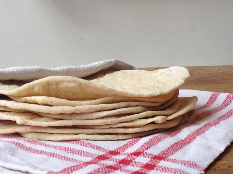 Scandinavian Bread-Making Workshop (for adults) block mentored by Anna Haynes