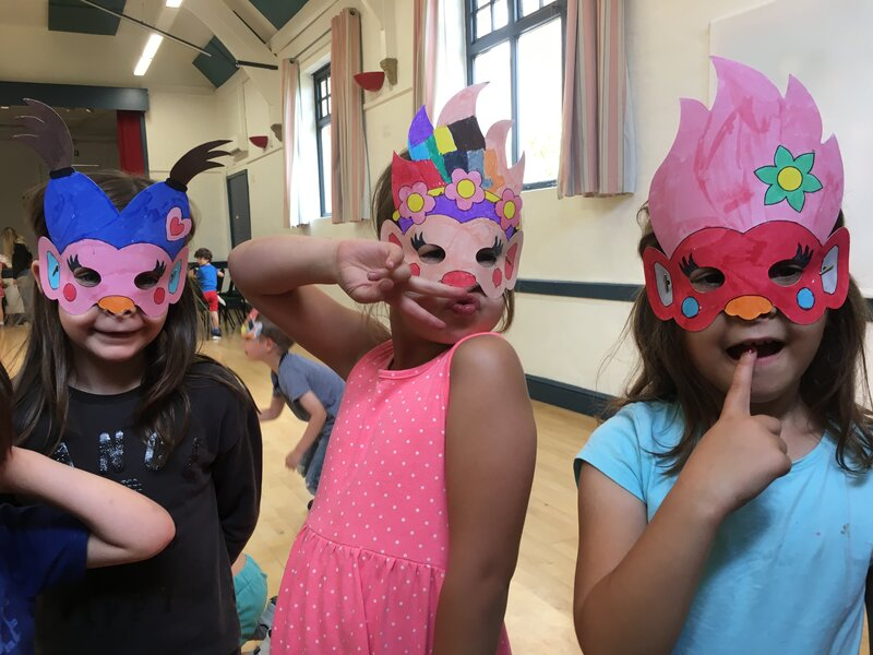Cat & Nicko's Holiday Club block mentored by Cat Bellamy