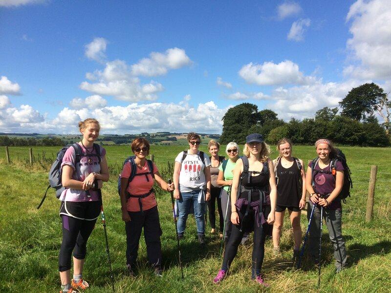 Wild Women Wander workshop mentored by Julia Gillick