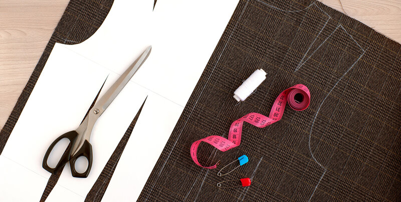 Pattern cutting and sewing for beginners block mentored by Ann Gerrard