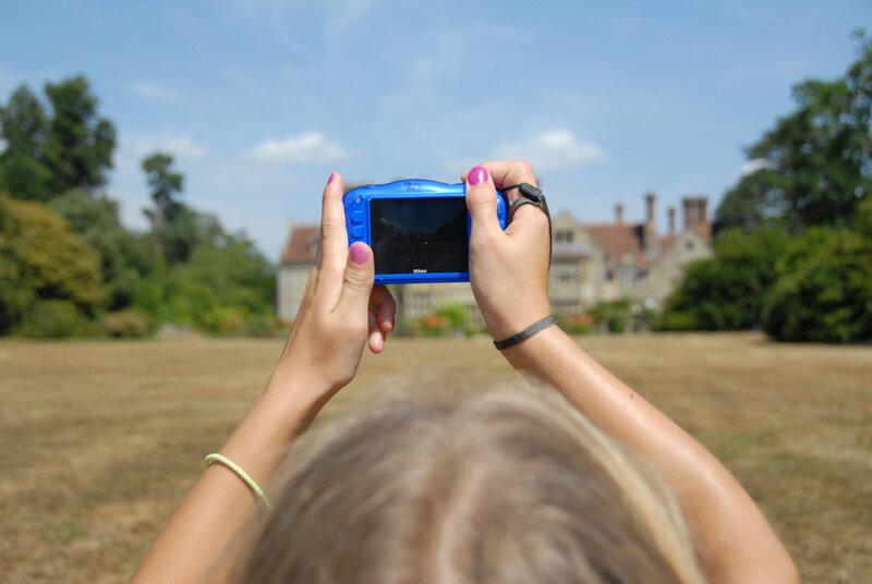 Capturing Summer Sun Photography Workshop block mentored by Mina Milanovic