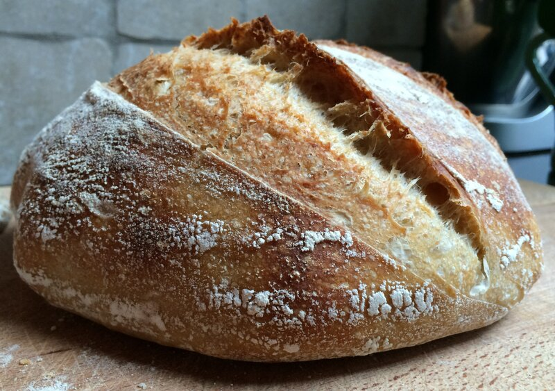 Introduction to Sourdough block mentored by Anna Haynes