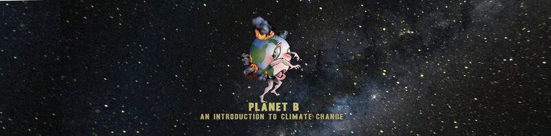 Planet B: Show and Tell: Climate change for kids block mentored by Richard Robinson