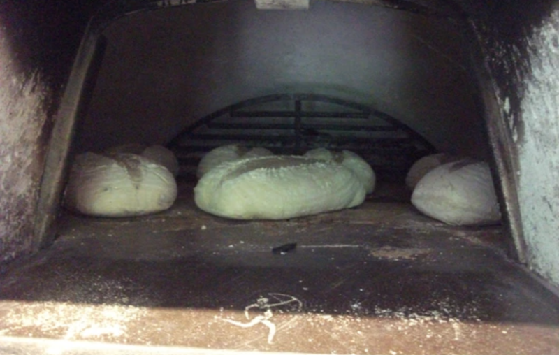 Serious about Sourdough - 2 day workshop block mentored by L Nicholson