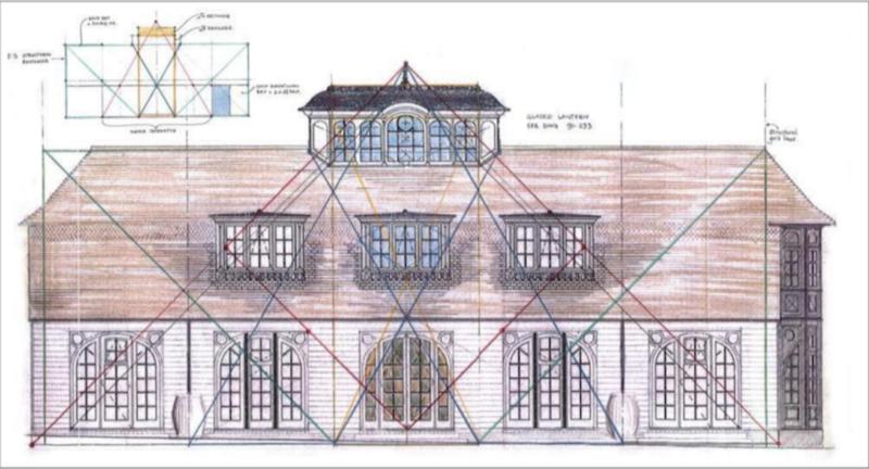 Architecture & Geometry: Weekend Workshop block mentored by Sacred Art of Geometry Studios Docherty