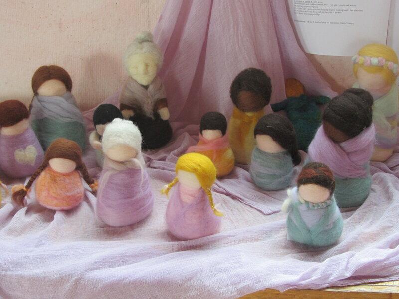 ONLINE - Holistic Childcare Workshops block mentored by Dorothy Marlen