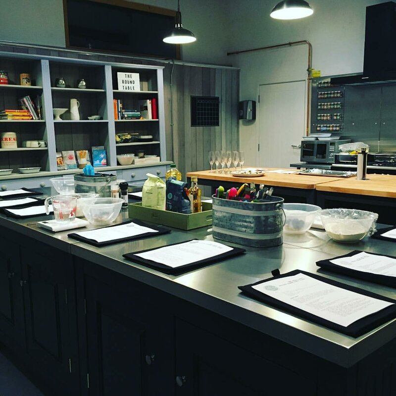 Express Thai Cookery for Teens block mentored by Chloe Coker