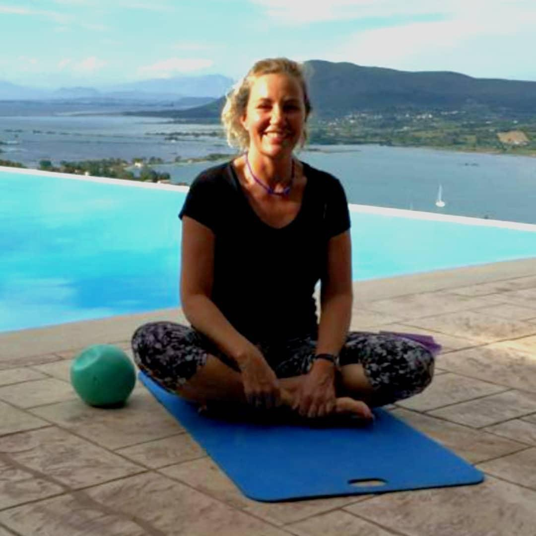 Pilates and Mindfulness Meditation Zoom session mentored by Lindy Vosper