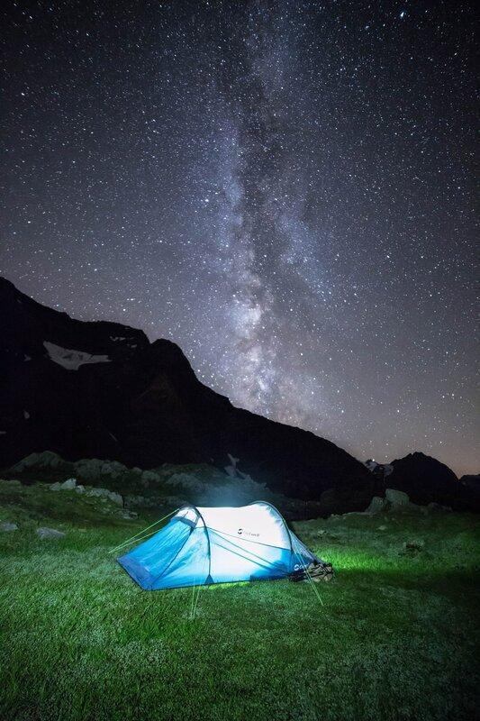 Love in Wilderness block mentored by Julia Gillick