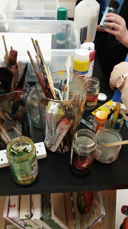Kids Create: Homework Club block mentored by Nell Price