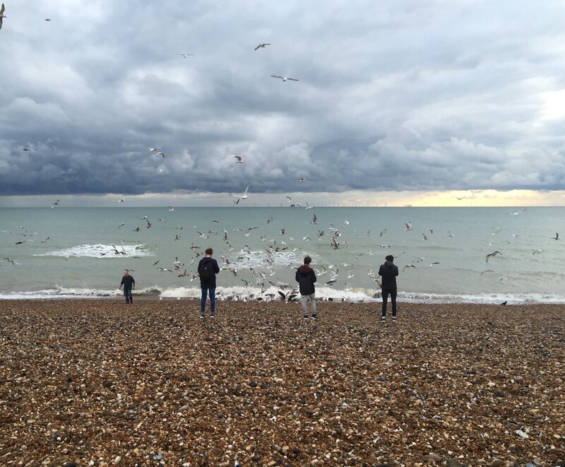Seaside Photography Course block mentored by Mina Milanovic