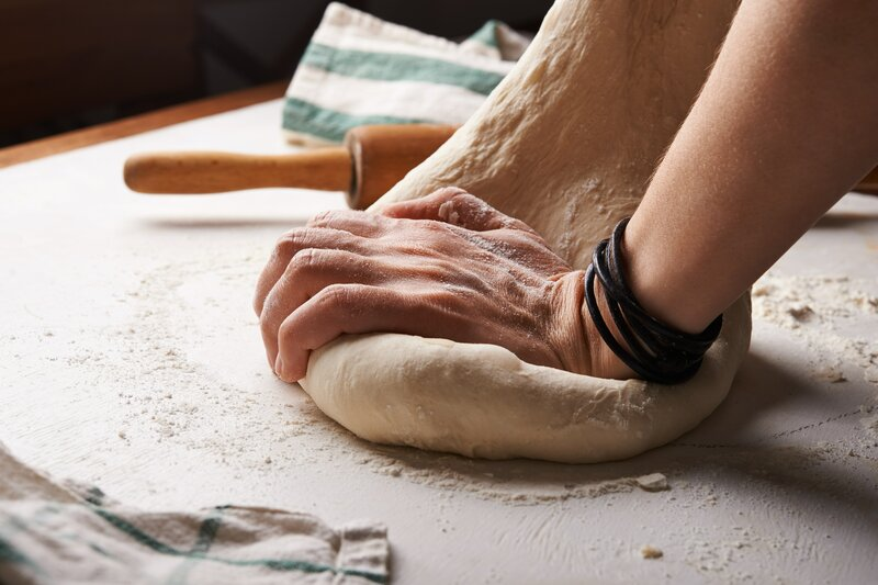 Mediterranean Bread Baking block mentored by L Nicholson