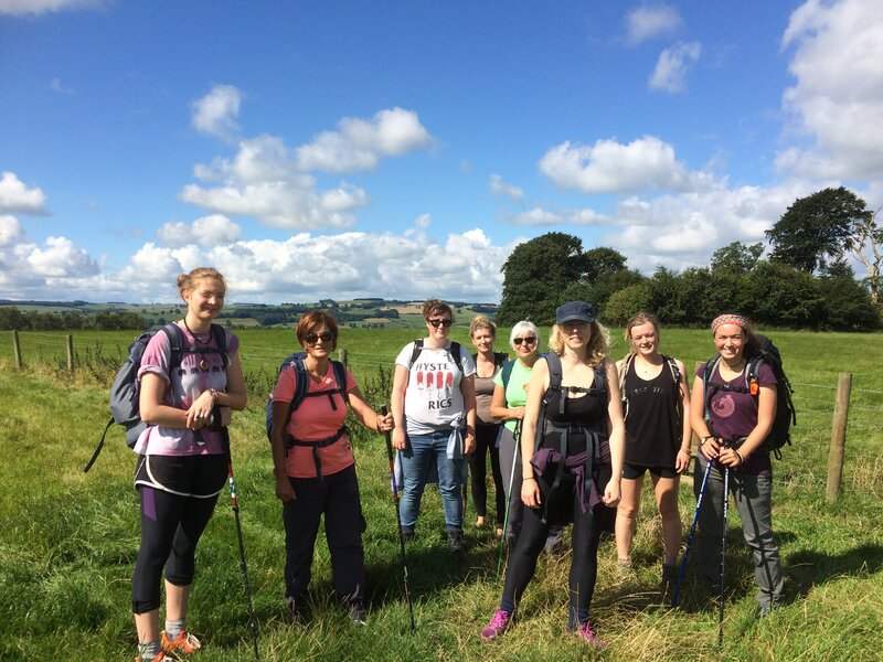 I Am She - a Women's Well-being Pilgrimage walk mentored by Julia Gillick