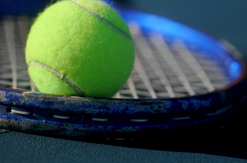 Tennis for champions block mentored by George Ross