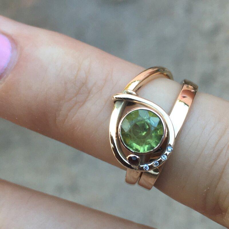 Fine Jewellery Master Class - Teens block mentored by Melina Clark