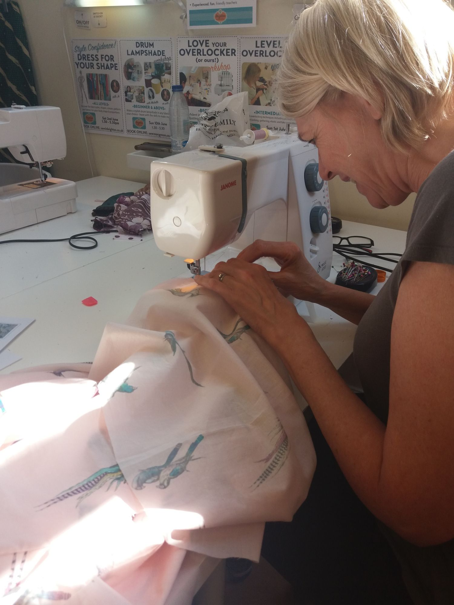Intro to Pattern Cutting: Skirt Block workshop mentored by Kat Neeser