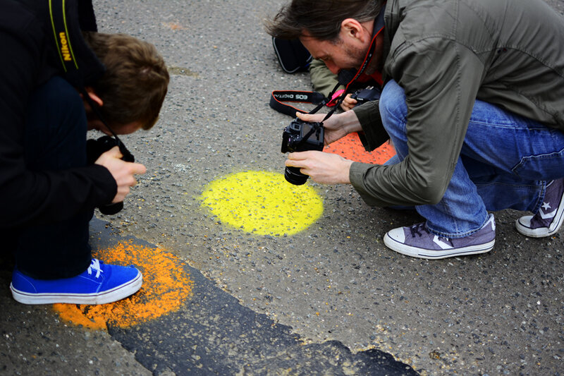 Photography 1-1 Lessons (Online and Outdoors) - Develop your Creative Potential! block mentored by Dr Eva Kalpadaki