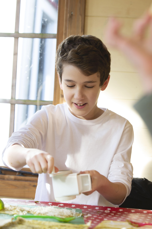 LITTLE WREN'S HOME ED COOKING CLASS  block mentored by Lisa James
