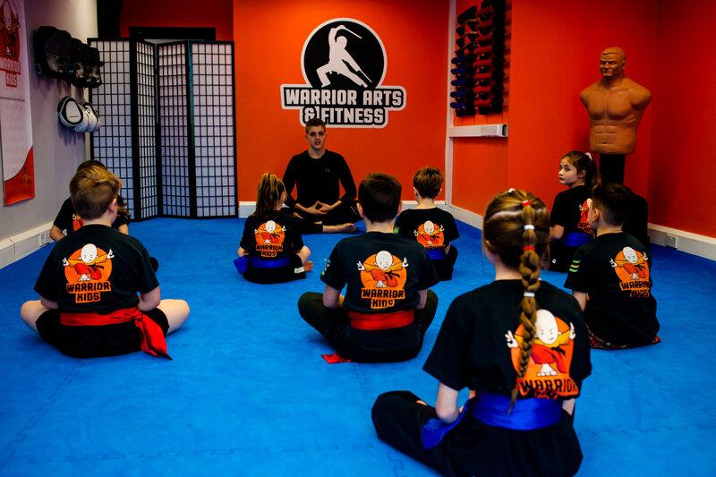 Warrior Kids Online 1 - Martial Arts & Movement block mentored by Matt Tucker