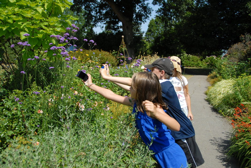 Capturing Nature and Wildlife Kids' Photography Workshop block mentored by Mina Milanovic