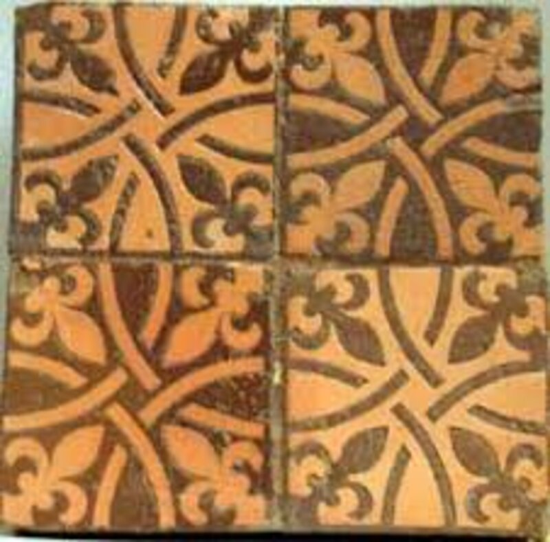 Clay Tile Making in Wilderness Wood block mentored by Martin Brockman