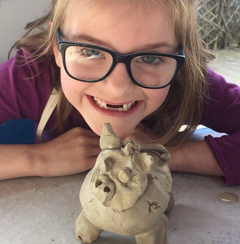 Pottery Workshop block mentored by Jayne Bunting
