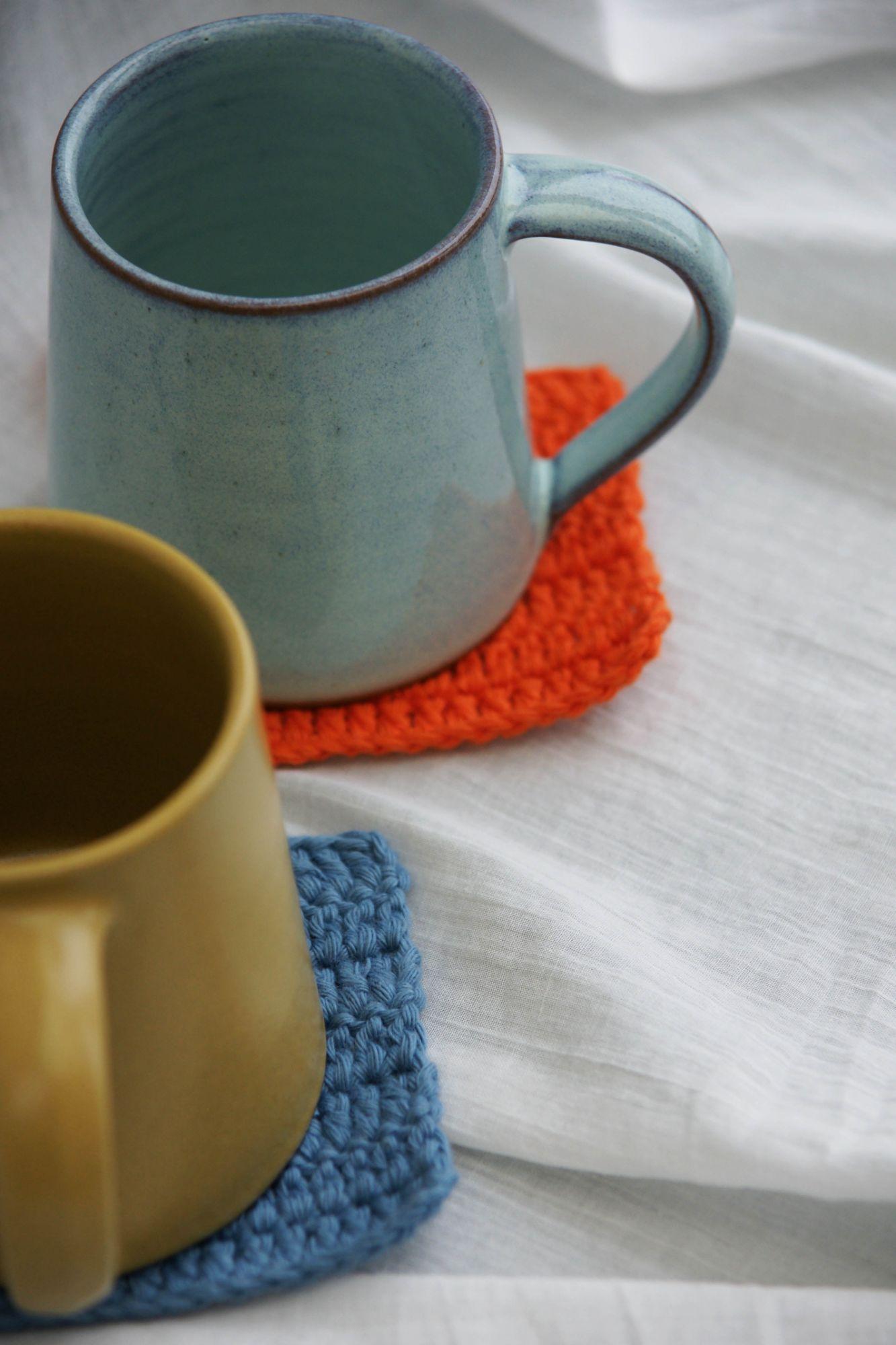 Crochet for Complete Beginners workshop mentored by Kat Neeser