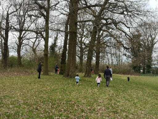 Forest School inspired learning event mentored by Rebecca Winslade