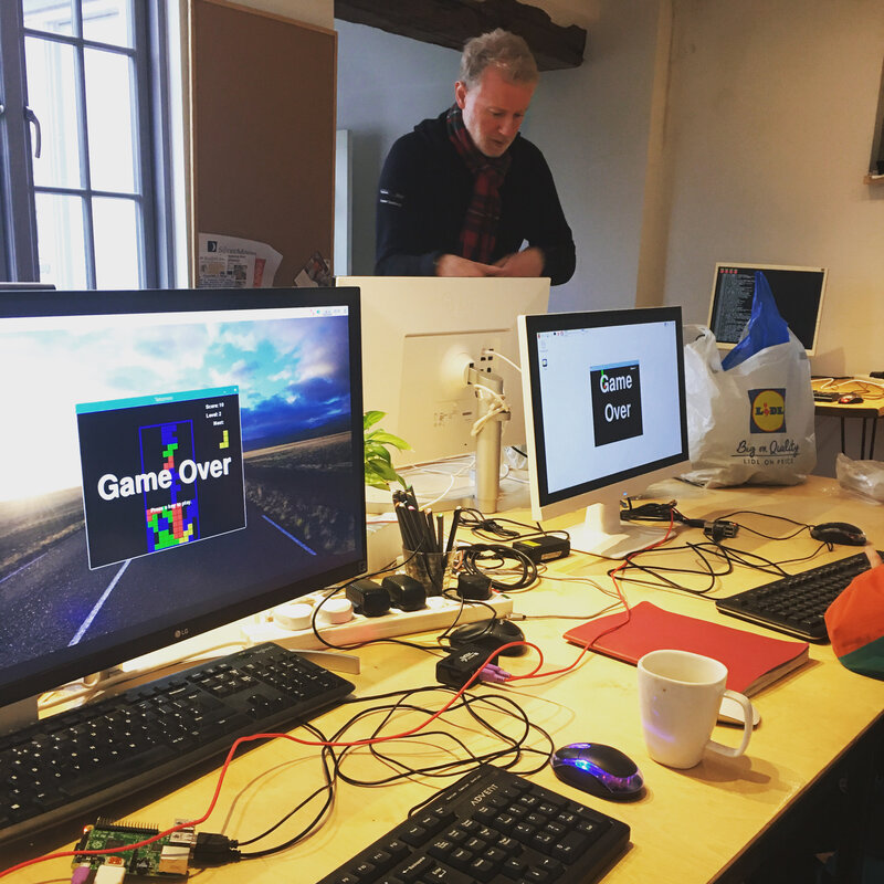 Get Into Data Science Worthing! workshop mentored by Andrew Riley-Watson