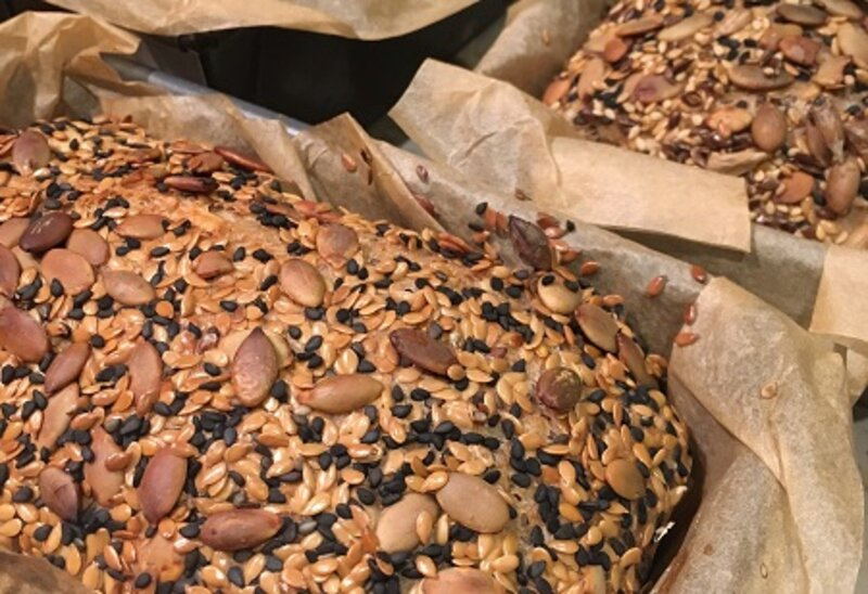 Baking Bread with Ancient and Heritage Grains block mentored by Anna Haynes