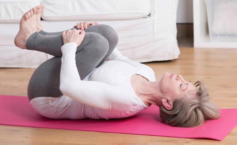5 week Beginners Yoga block mentored by Nina Forbes