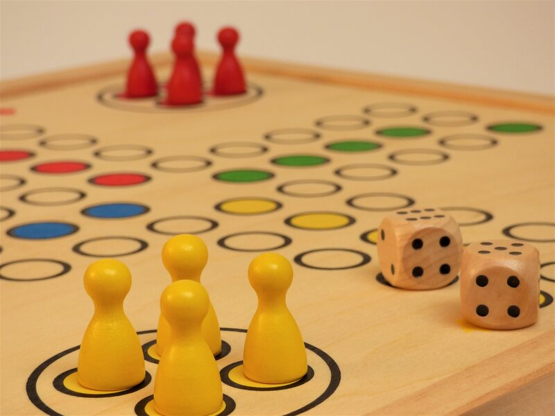 Board games en français block mentored by Christelle Monnier