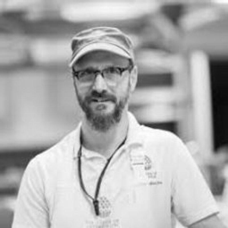Christmas Bread Making Workshop block mentored by Les Nicholson