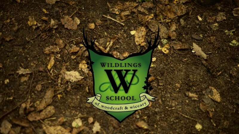 Wildlings School of Woodcraft & Wiccary session mentored by Luke Funnell