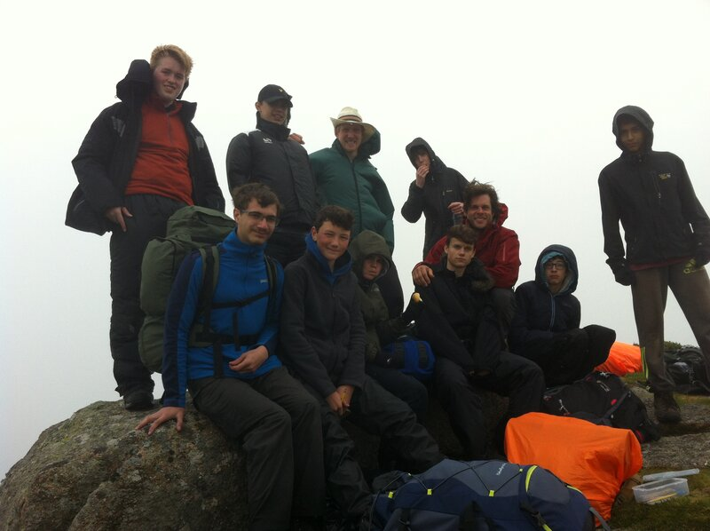 Wolf Pack 2020-21: mentoring programme for boys 13-15 years block mentored by Chris Packe