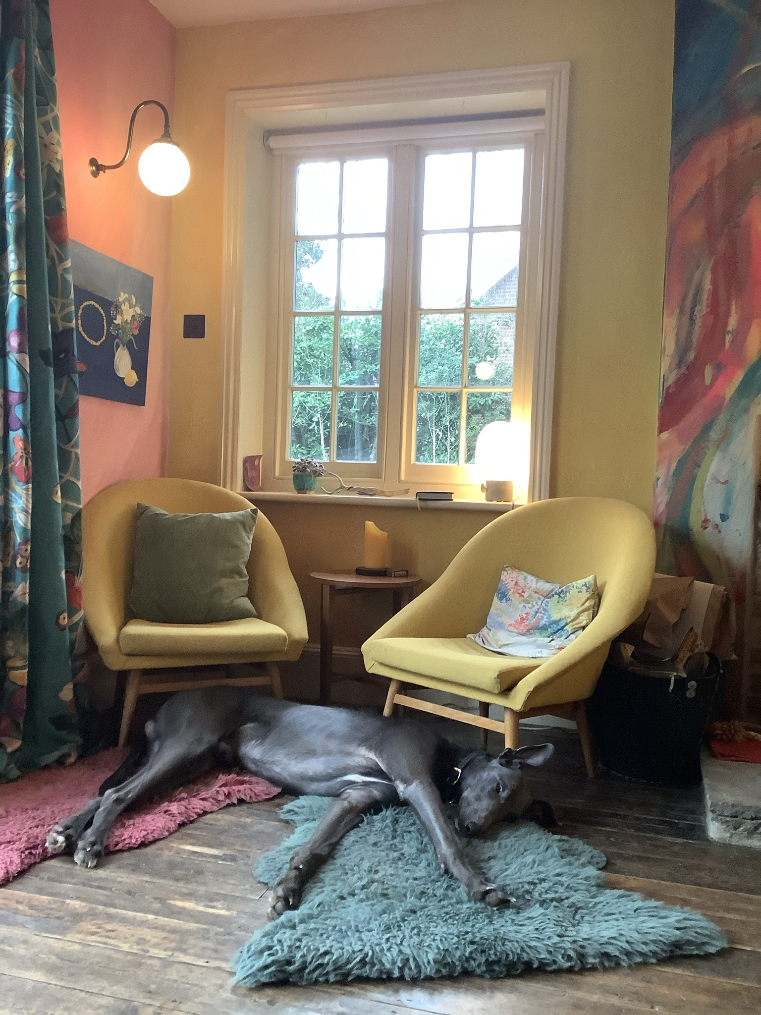 A Home for Home Education programme mentored by Sukha Clark