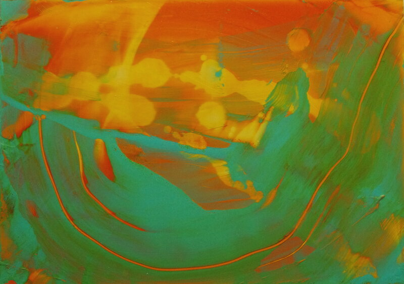 Spring into Colour - a painting retreat block mentored by Richard Heys