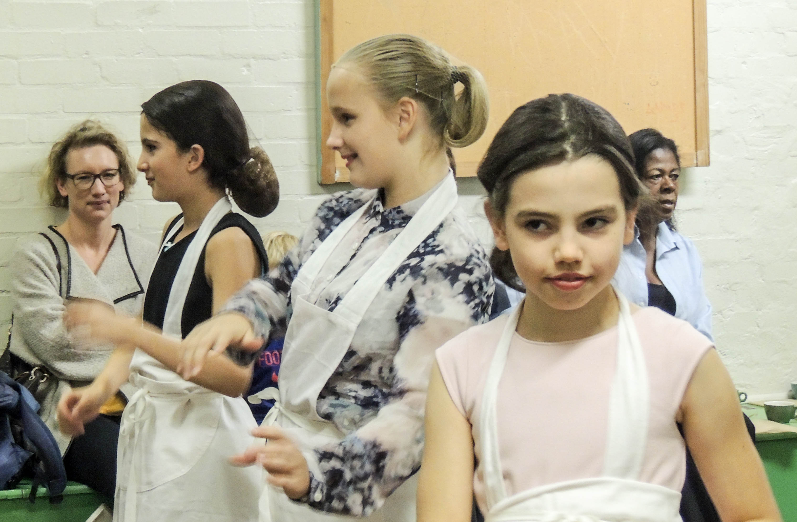 Physical Theatre, 8 - 11 yrs block mentored by Ros Parker