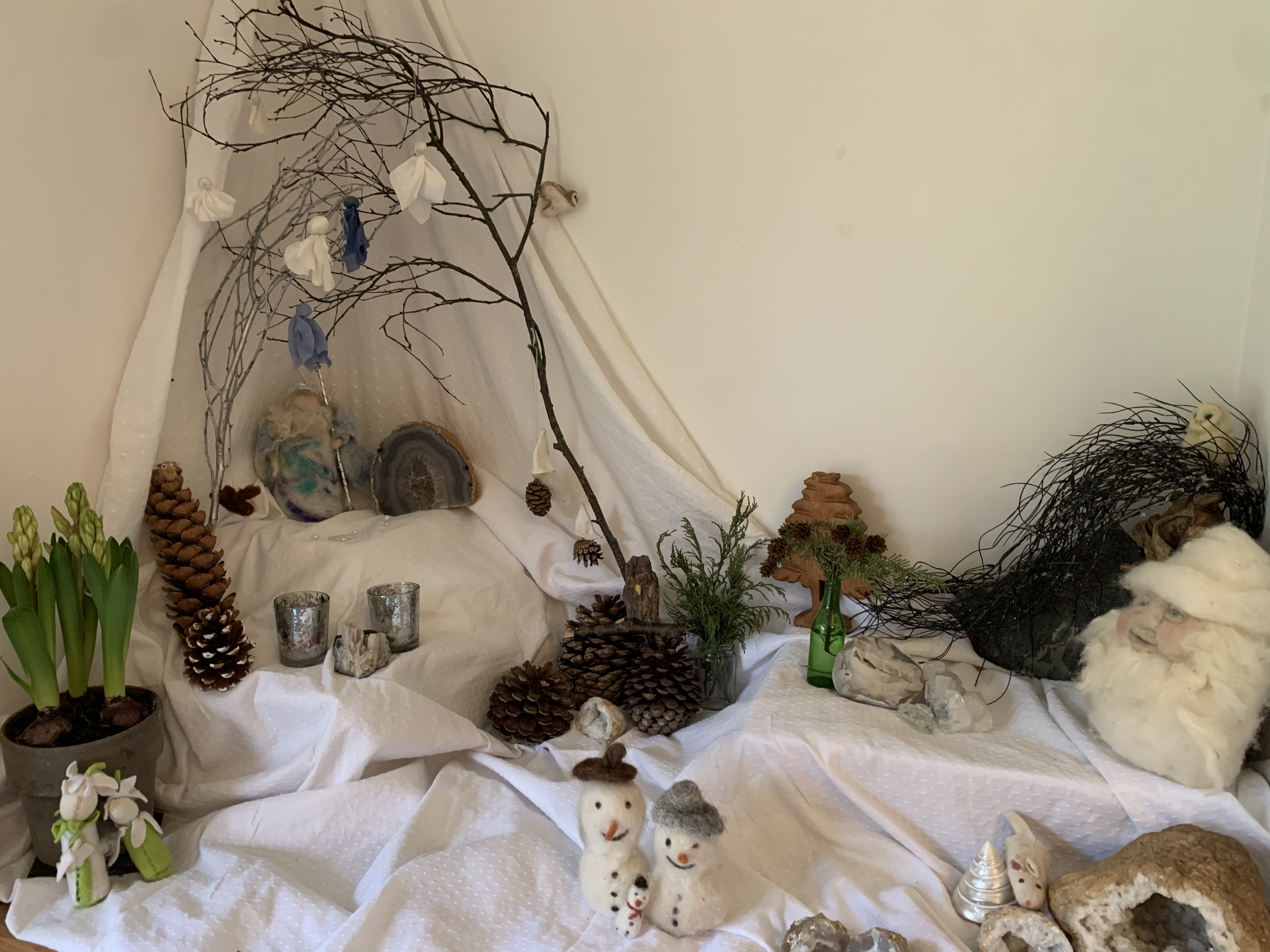 Bringing Steiner magic to your home! session mentored by Lorna  Hendley