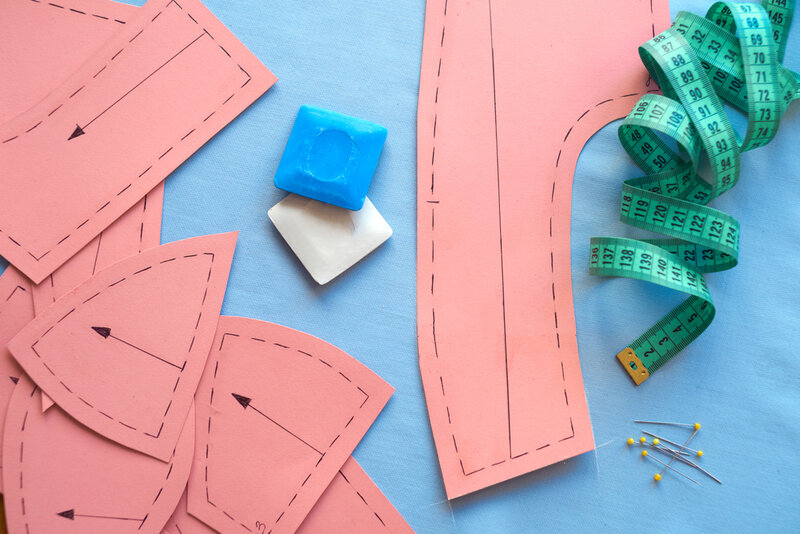Replicate Your Clothes block mentored by Kat Neeser