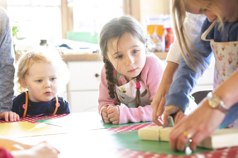 LITTLE WREN'S HOME ED JNR COOKING TASTER session mentored by Lisa James
