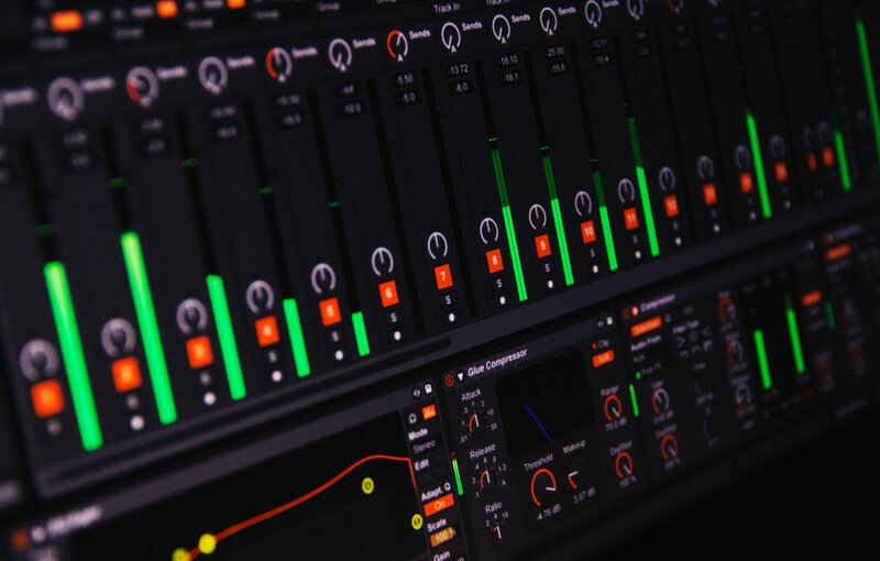 Learn Music Production and Composition block mentored by Diego Portales