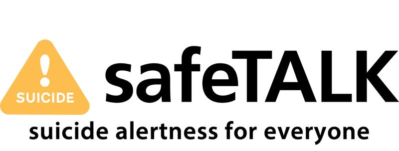 safeTALK Suicide Alertness Training (15yrs +) block mentored by Jacqueline Youldon