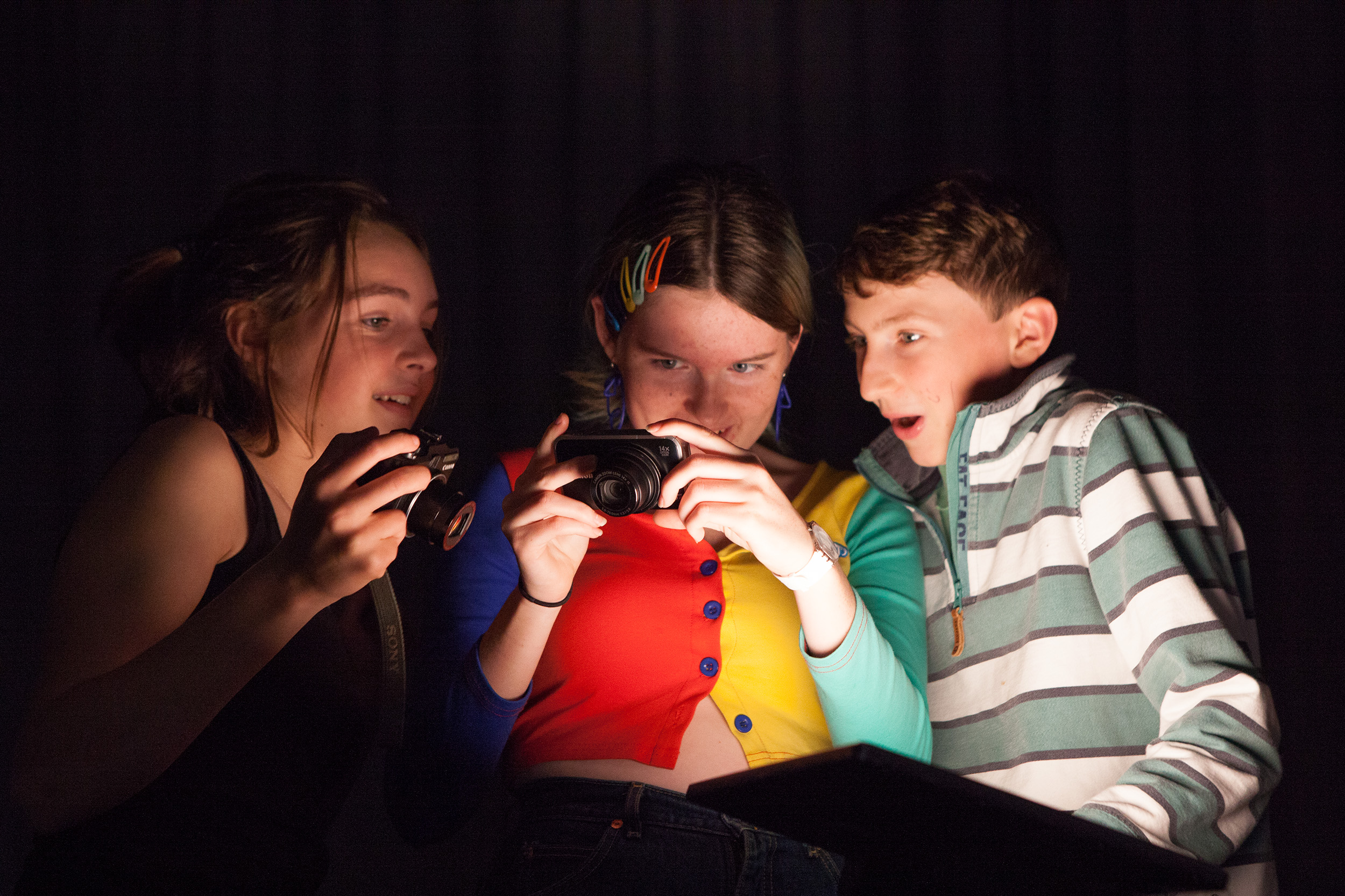 Photofantastic Photography for Teenagers course mentored by Karoki Lewis