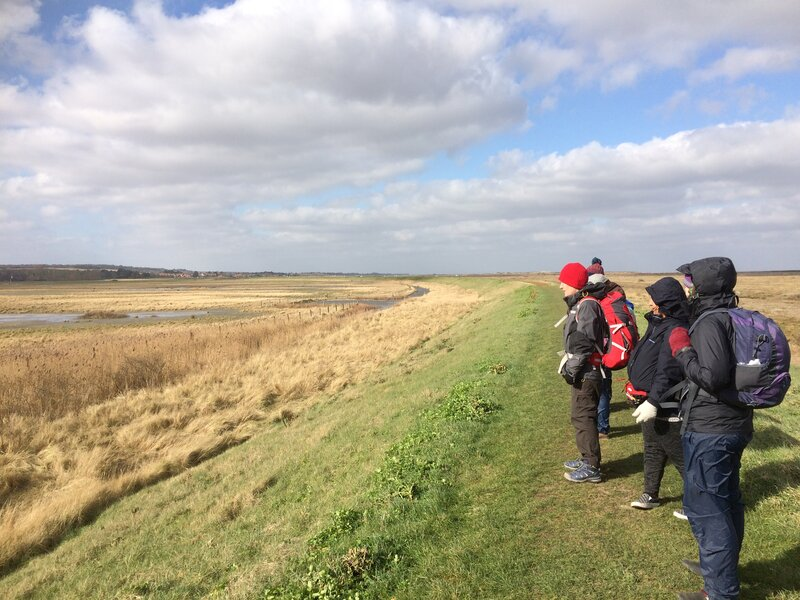 Navigating Transitions (Autumn) - a Well-being Pilgrimage walk mentored by Julia Gillick